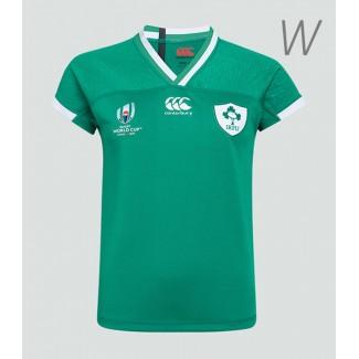 Camiseta rugby mujer Irlanda home RWC 2019