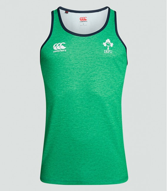 Camiseta Irlanda Vapodri+ drill tirantes