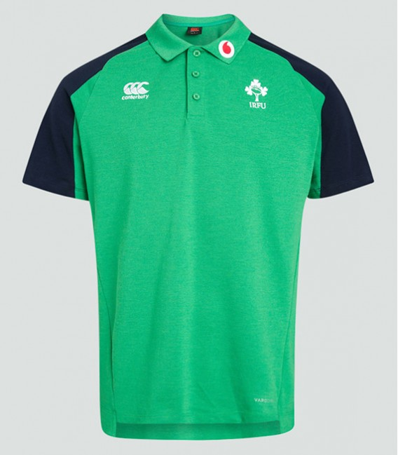 Polo Irlanda cotton pique