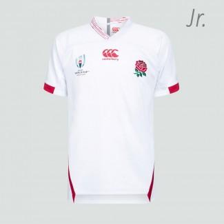 Camiseta rugby junior Inglaterra home RWC 2019