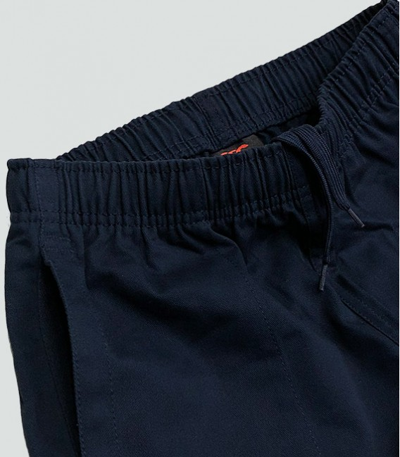 Pantalón rugby Professional cotton marino