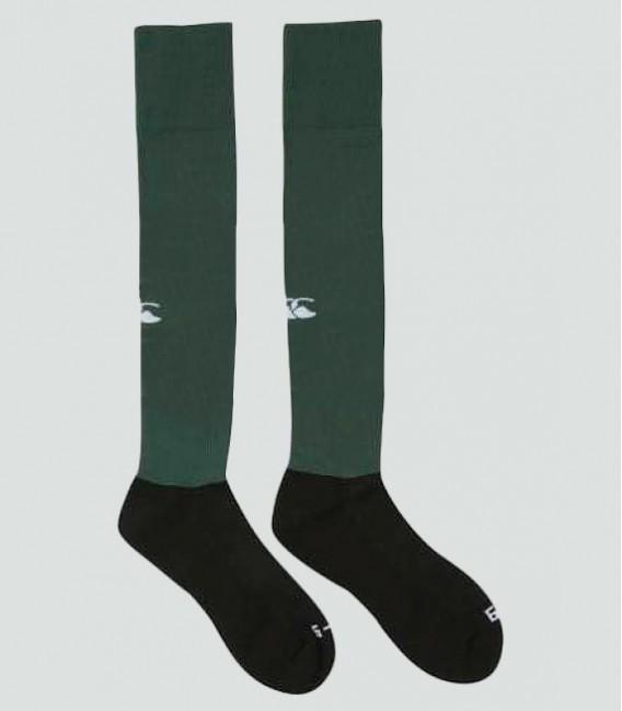 Medias rugby team sock verde