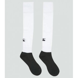 Medias rugby team sock blanco