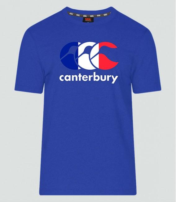 Camiseta Francia Seis Naciones royal
