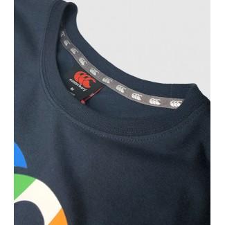 Camiseta Seis Naciones navy