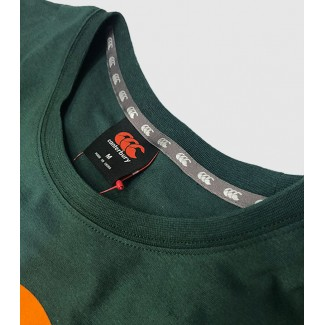 Camiseta Irlanda Seis Naciones verde